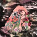 MITOS CRUDOS. Un proyecto de Ilustración, Dibujo a lápiz, Dibujo, Ilustración digital, Ilustración de retrato, Dibujo de Retrato, Dibujo realista, Dibujo artístico, Ilustración botánica y Dibujo digital de Ana Cebrian Martinez - 02.09.2020