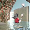 Enjaulados. Proyecto para el dia del libro.. Um projeto de Ilustração de Virginia Brun - 26.05.2020