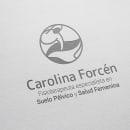 Estrategia de branding y diseño web para Carolina Forcén - Fisioterapeuta especializada en salud femenina. A Br, ing, Identit, Graphic Design, and Web Design project by Eva Cortés Jiménez - 03.15.2019
