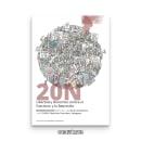Cartel macro-manifestación aragonesa 20N contra la represión 2019. A Illustration, Graphic Design, and Poster Design project by Eva Cortés Jiménez - 11.20.2019