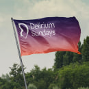 Delirium Sundays. Un progetto di Br e ing e identità di marca di Fran Romero - 03.06.2020