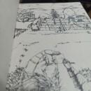 Algunos de mis bocetos y primeros dibujos urbanos!. Un proyecto de Arte urbano y Sketchbook de Maria Joltkevitch - 05.09.2020
