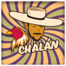 Chalán: Un Gallero limeño. A Digital illustration project by Andie Ruiz Vidal - 09.05.2020