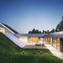 Mi Proyecto del curso: Diseño arquitectónico de exteriores con V-Ray. Um projeto de 3D e Visualização arquitetônica de Visualfabrik - 07.09.2020