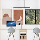 Mi Proyecto del curso: Diseño de interiores para espacios multifuncionales (Oficina en casa). Um projeto de Arquitetura e Arquitetura de interiores de Alejandra Montemayor - 07.09.2020