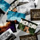 Weekly Lettering. Un proyecto de Dirección de arte, Tipografía, Diseño tipográfico y Composición fotográfica de David Hernández Rosales - 07.09.2020
