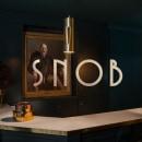 Snob. Um projeto de Br, ing e Identidade e Design gráfico de Asís - 01.05.2014