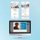 Diseño y maquetación de piezas publicitarias y notificaciones en App para cliente de banca. Um projeto de Design gráfico, Web design e Design digital de Fernando Hidalgo Bartrina - 09.02.2020