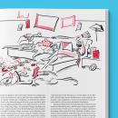 Mother's Day During the Coronavirus | El País Semanal. Um projeto de Ilustração de Lalalimola - 01.05.2020