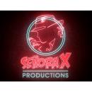 MOTION GRAPHICS SEÑORA X 2D CREDITS. Um projeto de Publicidade, Cinema, Vídeo e TV, Animação e Animação 2D de Jordi Antich Sanz - 13.09.2020