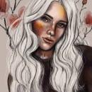 @Monica.mug_art.Mi Proyecto del curso: Retrato ilustrado con Procreate. Un proyecto de Bellas Artes de Monica Muñoz Gómez - 17.09.2020