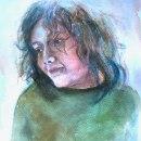 Proyecto. Un proyecto de Ilustración de retrato de Gustavo Villa - 18.09.2020