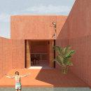 Mi Proyecto del curso: Representación gráfica de proyectos arquitectónicos. Um projeto de Arquitetura de Alejandra Montemayor - 18.09.2020