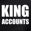 King Accounts. Um projeto de UI / UX de Mario Ferrer - 21.09.2020