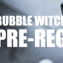Bubble Witch 3 - Pre-reg. Um projeto de UI / UX de Mario Ferrer - 21.09.2020