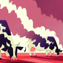Il Cucchiaio D'Argento - Ilustraciones de portada. Un proyecto de Ilustración e Ilustración digital de Davide Abbati - 21.09.2020