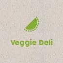 Identidad corporativa   Veggie Deli. A Design, Graphic Design, and Digital Design project by Daniela Samoilovich - 09.21.2020