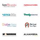 Logotipos. Um projeto de Design, Br, ing e Identidade, Design gráfico e Web design de Carlos De Luz Muñoz - 22.09.2020