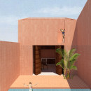Mi Proyecto del curso: Representación gráfica de proyectos arquitectónicos. Um projeto de Arquitetura, Colagem e Modelagem 3D de Vanessa Vidal - 22.09.2020