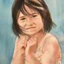 Mi Proyecto del curso: Retrato artístico en acuarela. Un proyecto de Bellas Artes, Dibujo de Retrato y Dibujo artístico de María Falgás Marín - 24.09.2020
