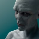 Lord Voldemort. Um projeto de 3D, Escultura, Animação de personagens e Design de moda de Luis Girón Miranda - 28.09.2020