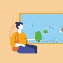 KEATON | EDEN Carbón Neutral. Um projeto de Motion Graphics, Animação e Ilustração digital de Margarito Estudio - 08.10.2020