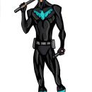 Nightwing: Curso Anatomia de Superheroes. Um projeto de Desenho de Felipe Vidal - 03.10.2020