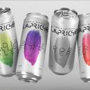 Cerveza Artesanal Capricho. Un proyecto de Br, ing e Identidad, Packaging y Diseño de logotipos de Fernando Ambordt - 11.10.2020