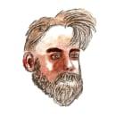 Mi Proyecto del curso: Cuaderno de retratos en acuarela. Un proyecto de Pintura a la acuarela, Ilustración de retrato y Dibujo de Retrato de Gino Sandrin - 12.10.2020