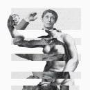 Mi Proyecto del curso: Collage geométrico sin anestesia. Un proyecto de Artesanía, Ilustración digital e Illustración editorial de Elias Flores - 12.10.2020