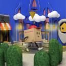 DOSTAVISTA. Un proyecto de Ilustración, Motion Graphics, Dirección de arte, Br, ing e Identidad, Diseño de personajes, Diseño gráfico, Modelado 3D, Diseño de personajes 3D, Diseño 3D y Diseño para Redes Sociales de Angus Oddi - 10.10.2020