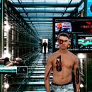 Terminator return. A Film, Video, TV, Graphic Design, Film, Photo retouching, Creativit, Photographic Composition, and Photomontage project by Pili Puig Esteve - 10.15.2020