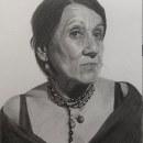 Mi Proyecto del curso: Retrato realista con lápiz de grafito. Un proyecto de Dibujo realista de kingsjoak - 18.10.2020