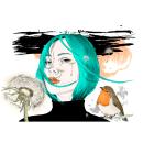 Aire. Um projeto de Ilustração e Desenho digital de Vanessa Alvarez Vaello - 20.10.2020