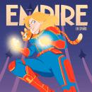 Portada Empire. A Illustration, and Digital illustration project by Jimena S. Sarquiz - 10.21.2019
