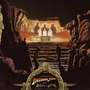 Indiana Jones and the Raiders of the Lost Ark. Un proyecto de Ilustración, Diseño gráfico y Diseño de carteles de Cristian Eres - 21.10.2020