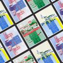 Ilustraciones Getxo. A Kreativität, Plakatdesign, Digitale Illustration und Digitales Lettering project by Marilu Rodriguez Vita - 21.10.2020