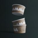 AMMA - Plant Based Gelato. Un progetto di Br, ing e identità di marca , e Packaging di Fran Romero - 22.10.2020