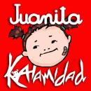 Juanita K. Un proyecto de Diseño de personajes, Diseño de logotipos, Diseño tipográfico y Dibujo digital de Yui Gómez Ábalos - 12.04.2014