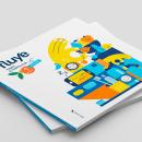 Fluye-Fundación Edelvives. Um projeto de Design, Ilustração e Direção de arte de Stereoplastika - 26.10.2020