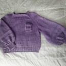 Sweater Nicole. Un proyecto de Tejido de Pilar Canales - 28.10.2020