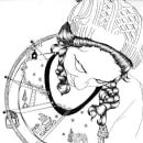 Carolina. Um projeto de Ilustração e Ilustração de retrato de Ale Lagos - 28.10.2020