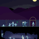 Halloween is coming. Um projeto de Desenho digital e Pixel Art de Eloy Martín Zambudio - 29.10.2020