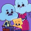 Retratos de familia. Un proyecto de Ilustración e Ilustración infantil de Marta García Pérez - 29.10.2020
