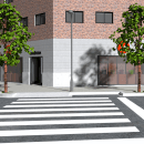 My project in Creation of Interior Design Projects on SketchUp course. Un proyecto de 3D de Robert Niculescu - 30.10.2020