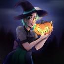 Especial de Halloween. Um projeto de Design de personagens de Chiro Neko - 30.10.2020