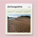 Os Fanagueiros. Um projeto de Direção de arte, Design editorial e Design gráfico de eluguina - 03.11.2020