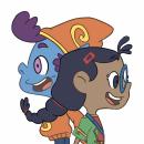 Meu projeto do curso: Design de personagens para animação com Photoshop. Un proyecto de Diseño de personajes, Animación de personajes, Animación 2D, Ilustración digital, Concept Art y Dibujo digital de Vinícius Seabra - 03.11.2020
