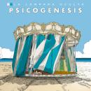 Álbum 'Psicogénesis' de La Lámpara Oculta. Un proyecto de Ilustración, Diseño gráfico y Producción musical de Sergio Arango Fernández - 02.11.2020