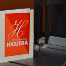 Carpintería y Ebanistería Higuera ( documentación identidad corporativa). Un proyecto de Br e ing e Identidad de Pao Higuera - 09.08.2020